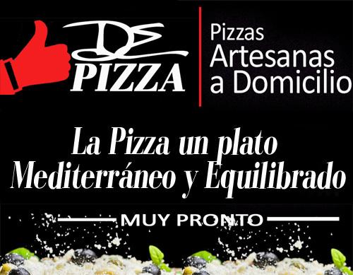 pizzas a domicilio sant just desvern De Pizza
